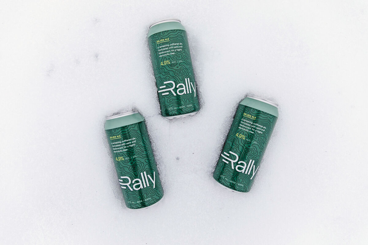 Rally Golden Ale