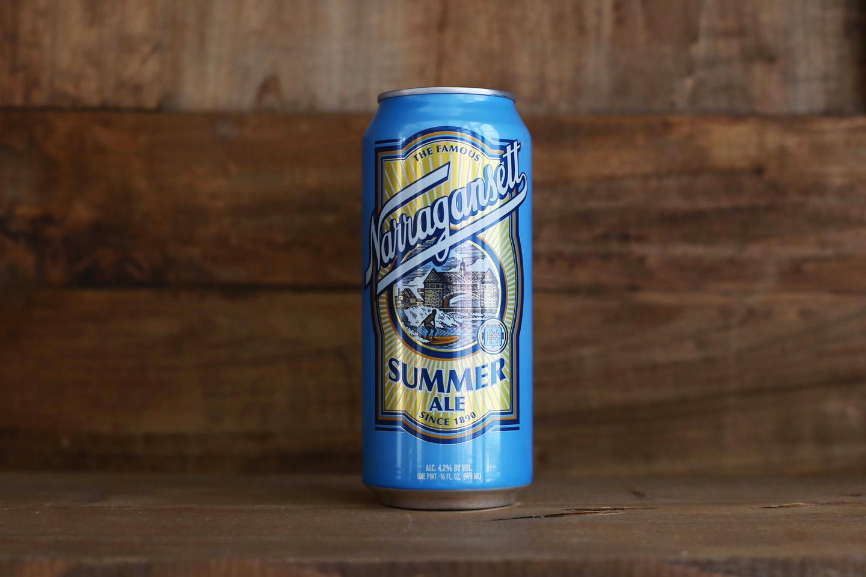 3d89c13db8c0 Narragansett Unveils Revamped Summer Seasonal