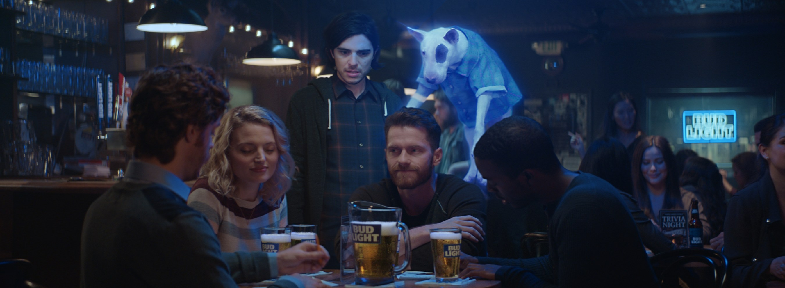 Super bowl li 51 beer commercial review the beer connoisseur bud light puts friendship front and center in super bowl ad spot by featuring bud light aloadofball Images