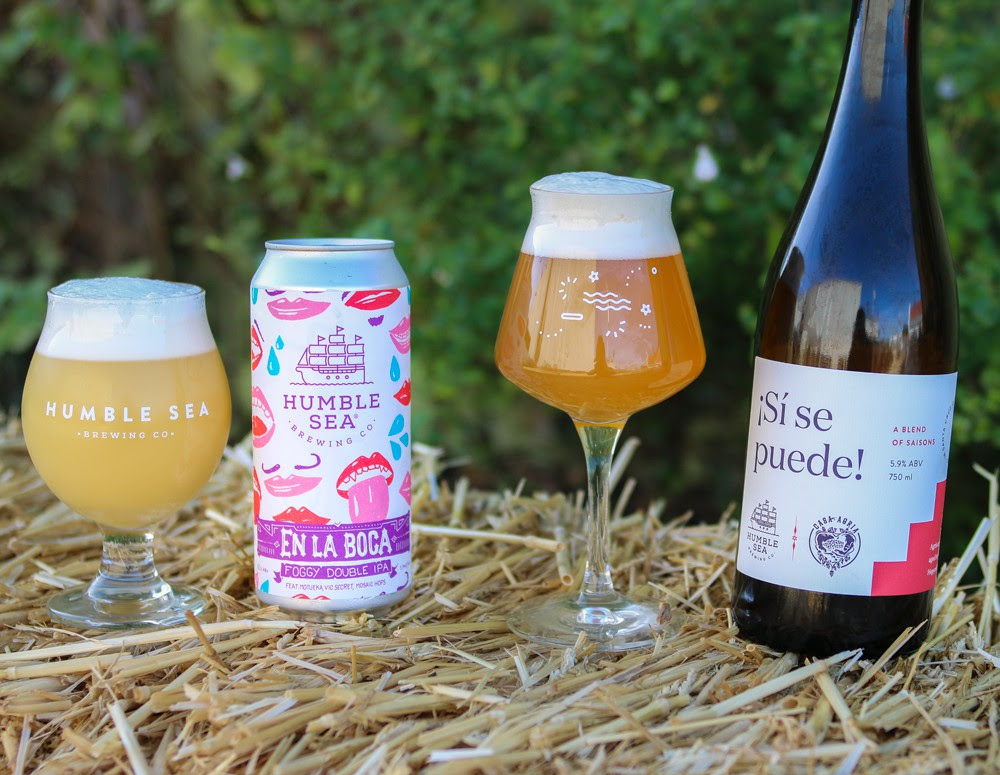 Humble Sea Brewing Co Unveils Casa Agria Collaboration Beer