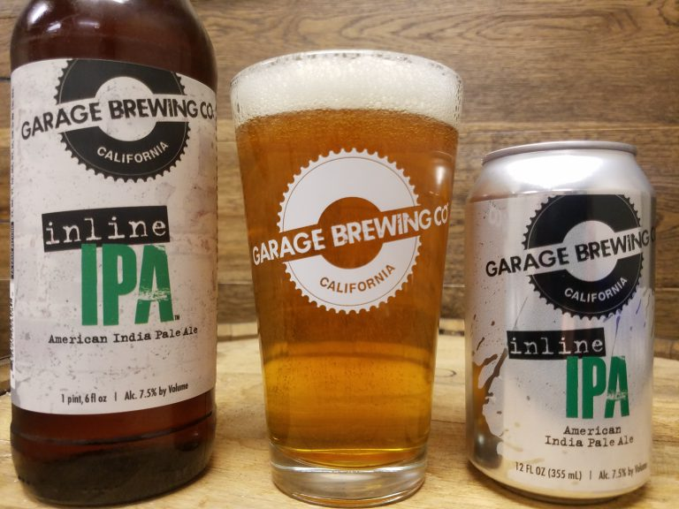 Garage Brewing Co. Announces Inline IPA Now Available at ...