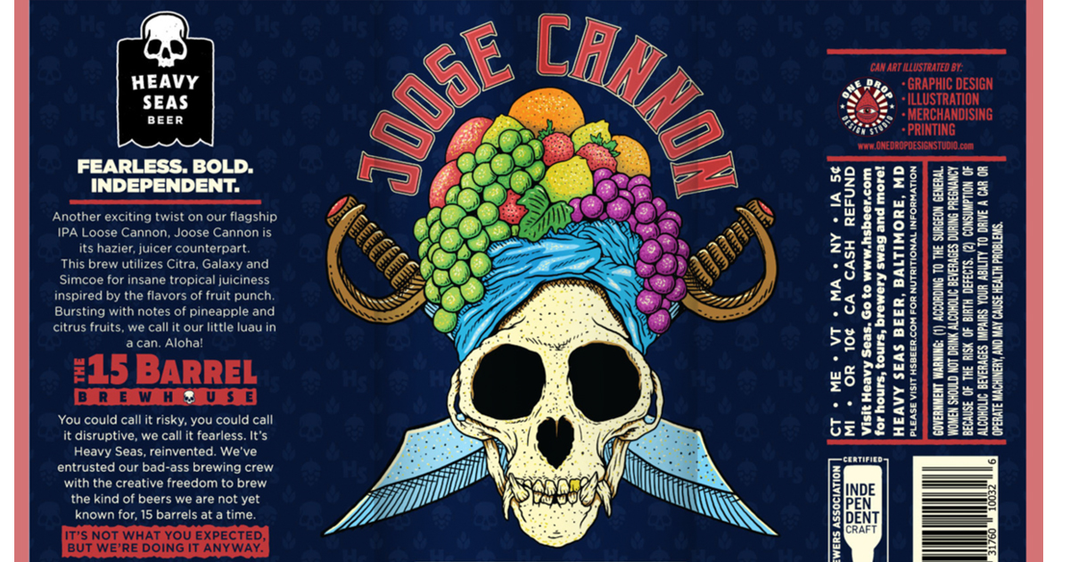 Joose Cannon by Heavy Seas Beer Returns | The Beer Connoisseur