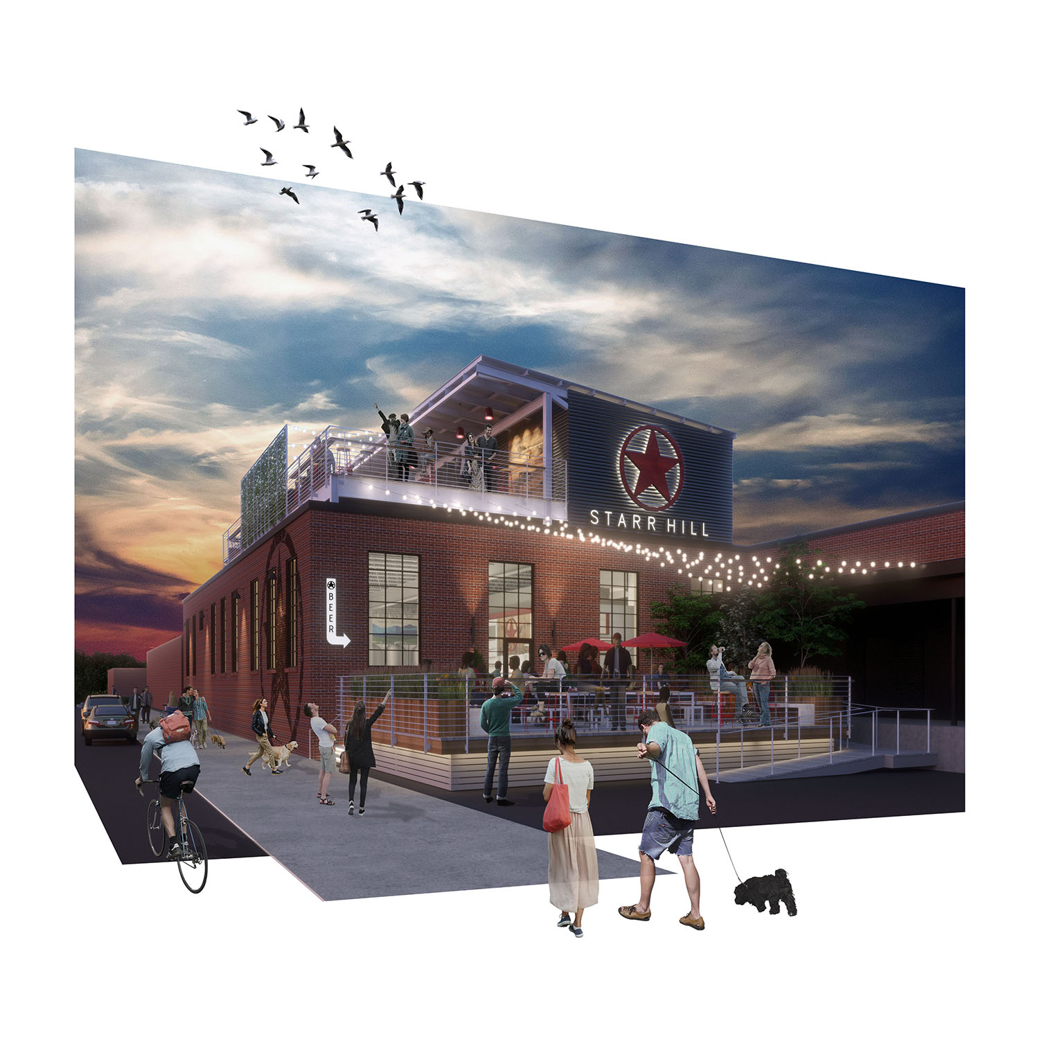 Starr Hill Brewery Announces New Location In Richmond Virginia