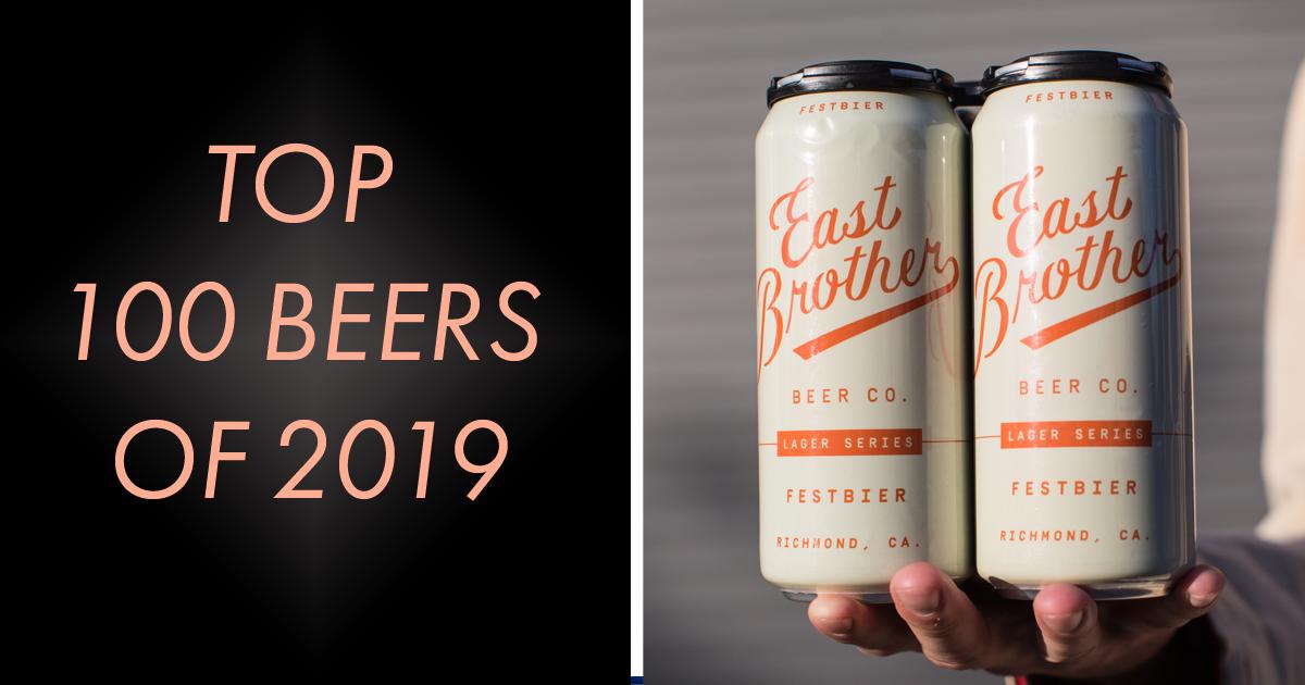Top 100 Beers of 2019