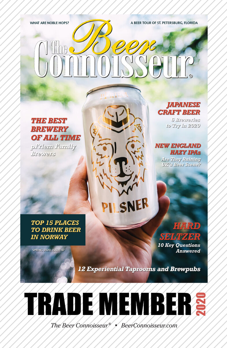 The Beer Connoisseur Store: Trade Membership