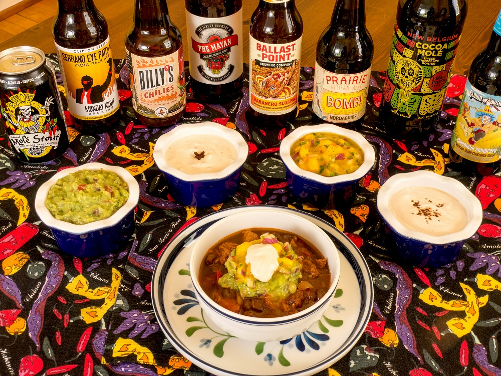 Chili Beer Pairings
