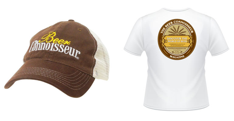 The Beer Connoisseur Store: Branded Apparel