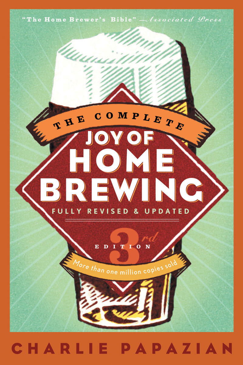 Innovators Series: Charlie Papazian- Joy of Home Brewing