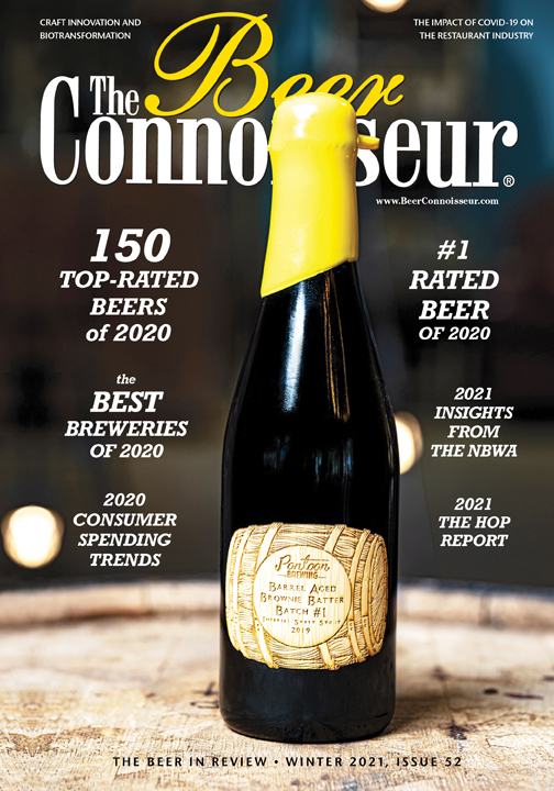 The Beer Connoisseur Winter 2021, Issue 52