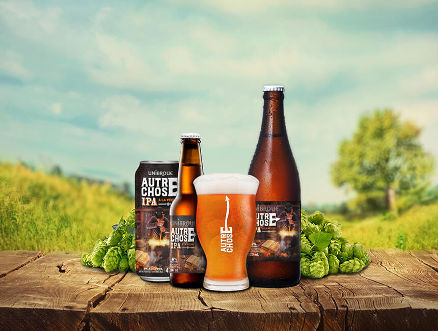 autre chose ipa outdoors with hops