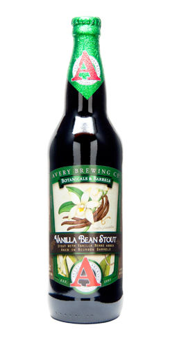 Vanilla Bean Stout by Avery Brewing Co.