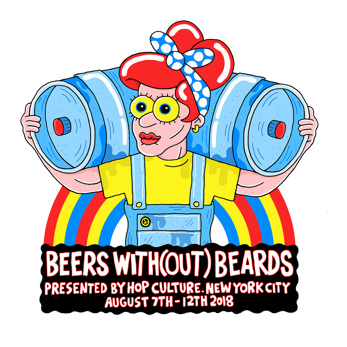 beers without beards save the date