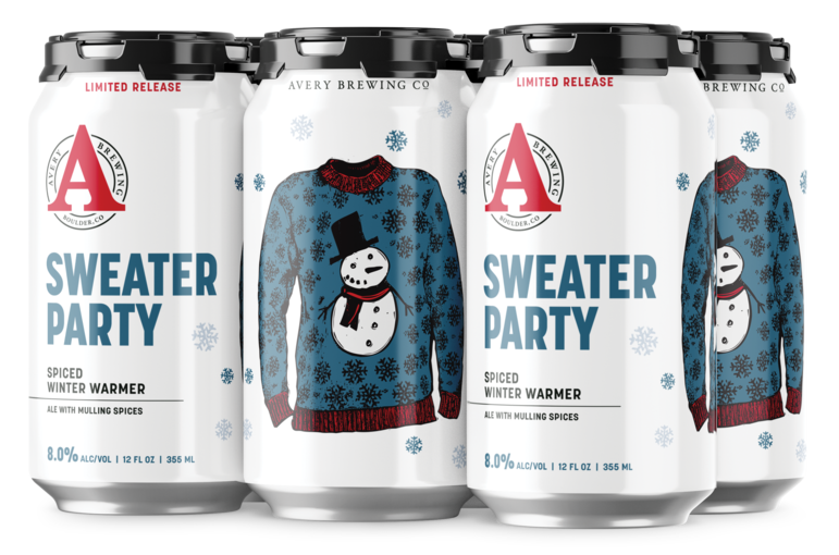 Sweater Party Avery Brewing Co.