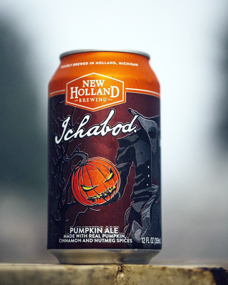 new holland brewing co. ichabod pumpkin beer