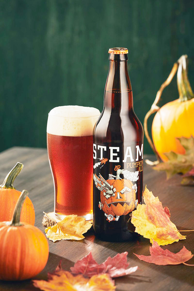 steamworks brewing pumpkin beer