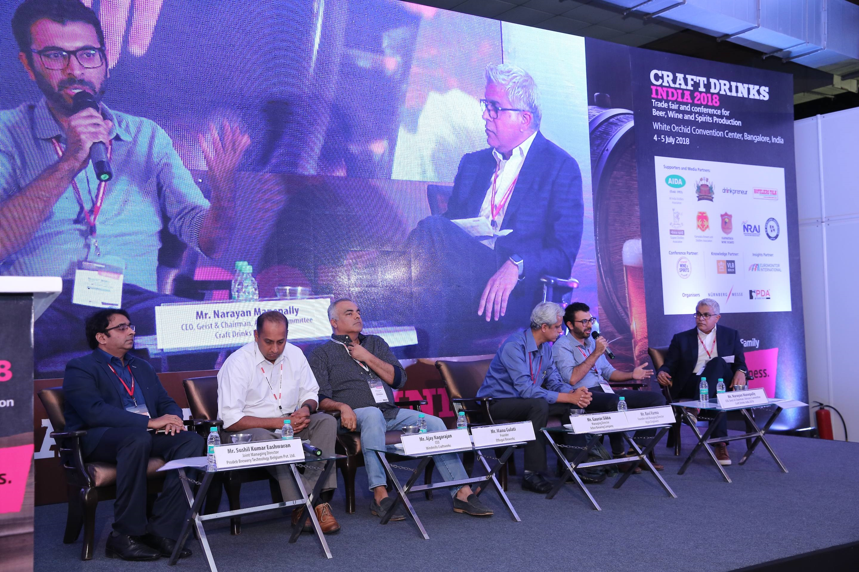 Craft Drinks India 2019 | The Beer Connoisseur