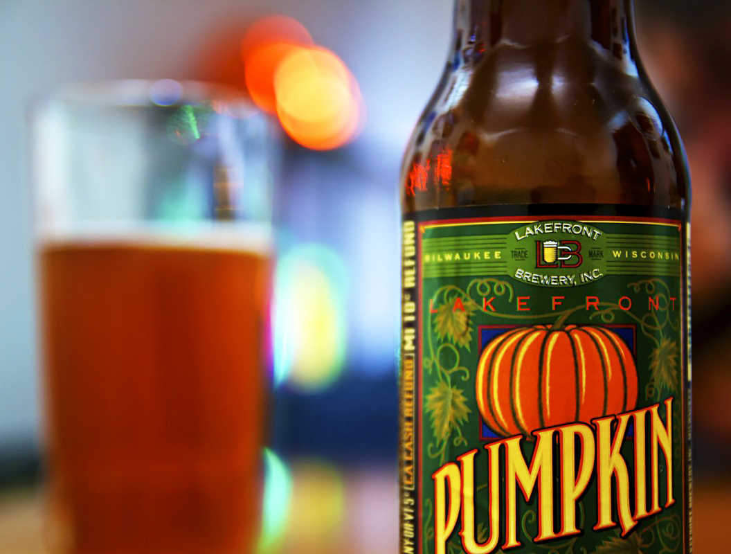 lakefront brewery pumpkin beer