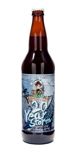 20 Year Storm by Heavy Seas Beer
