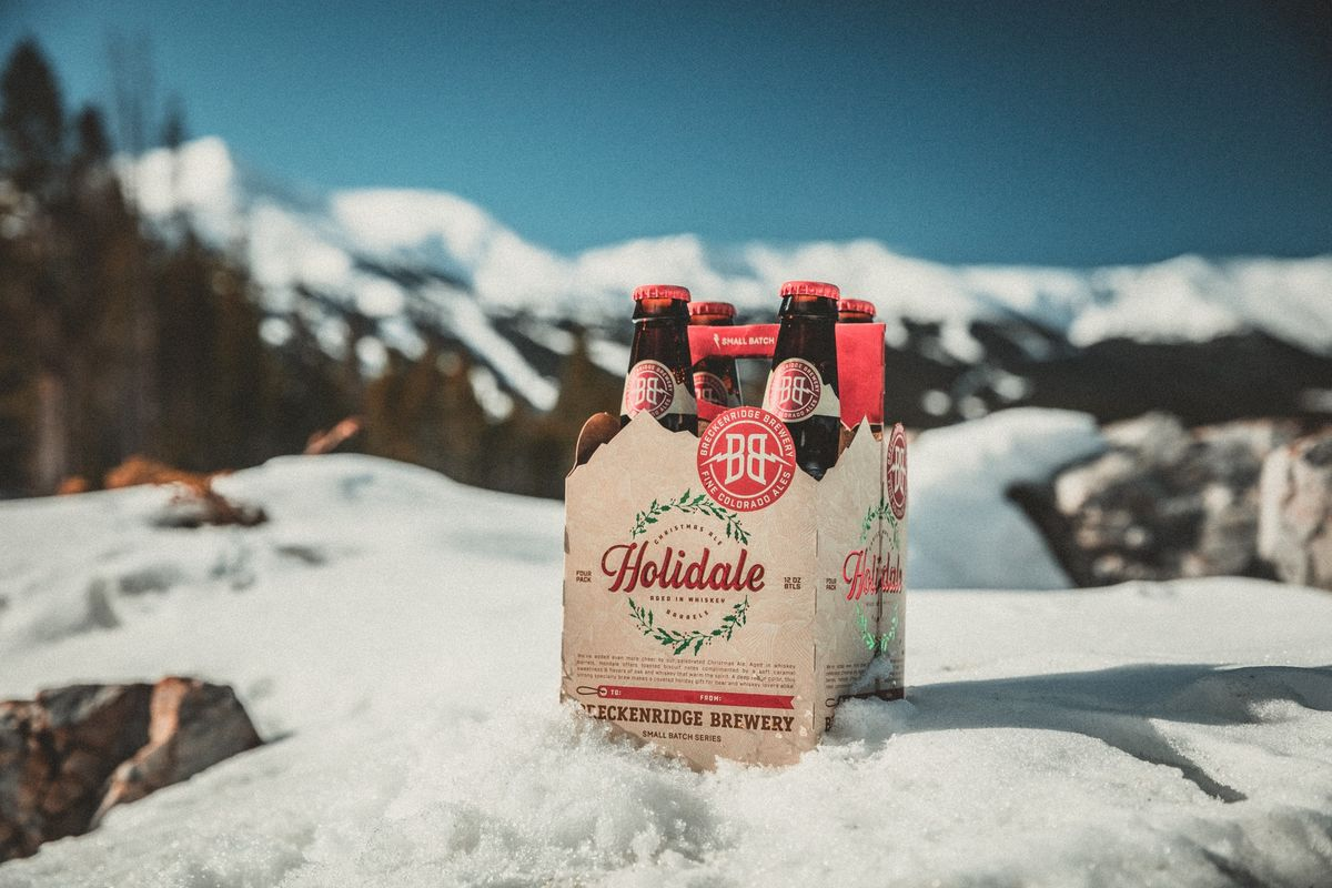 Holidale​ Breckenridge Brewery