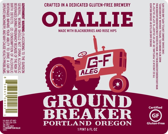 Olallie by Ground Breaker Brewing