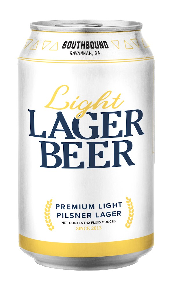 Light Lager Beer  Southbound Brewing Co.