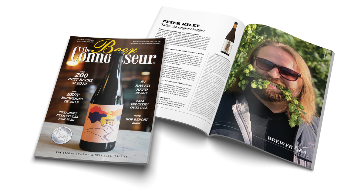 The Beer Connoisseur - Winter 2020, Issue 46
