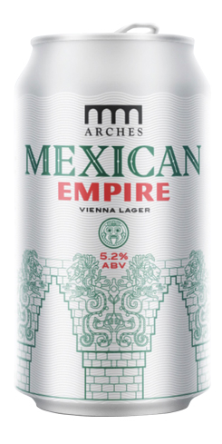 Mexican Empire by Arches Brewing