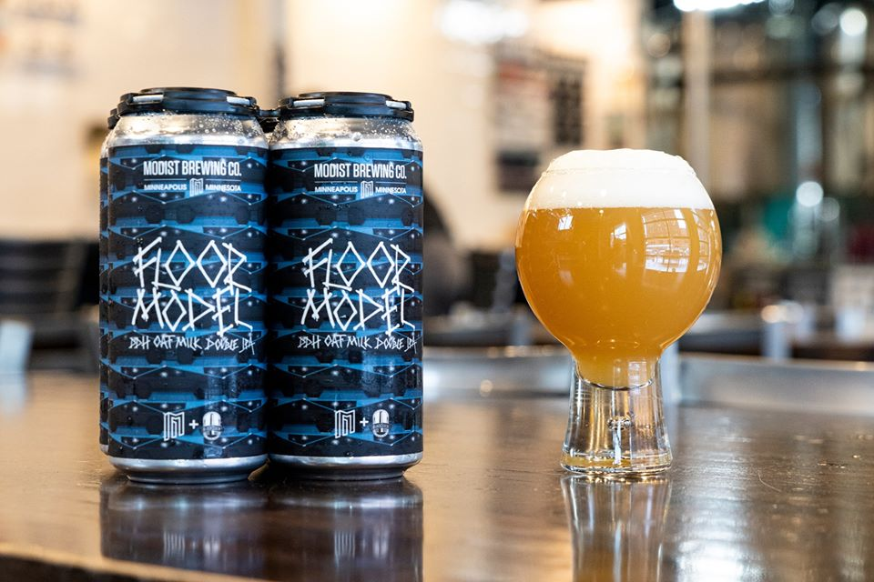 Modist Brewing Company — Minneapolis, MN‍
