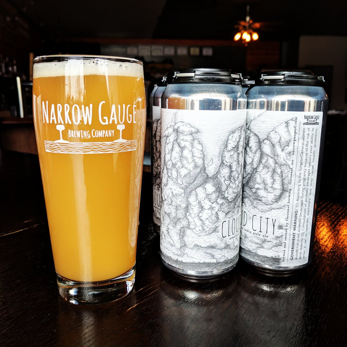 Narrow Gauge Brewing Company — Florissant, MO‍