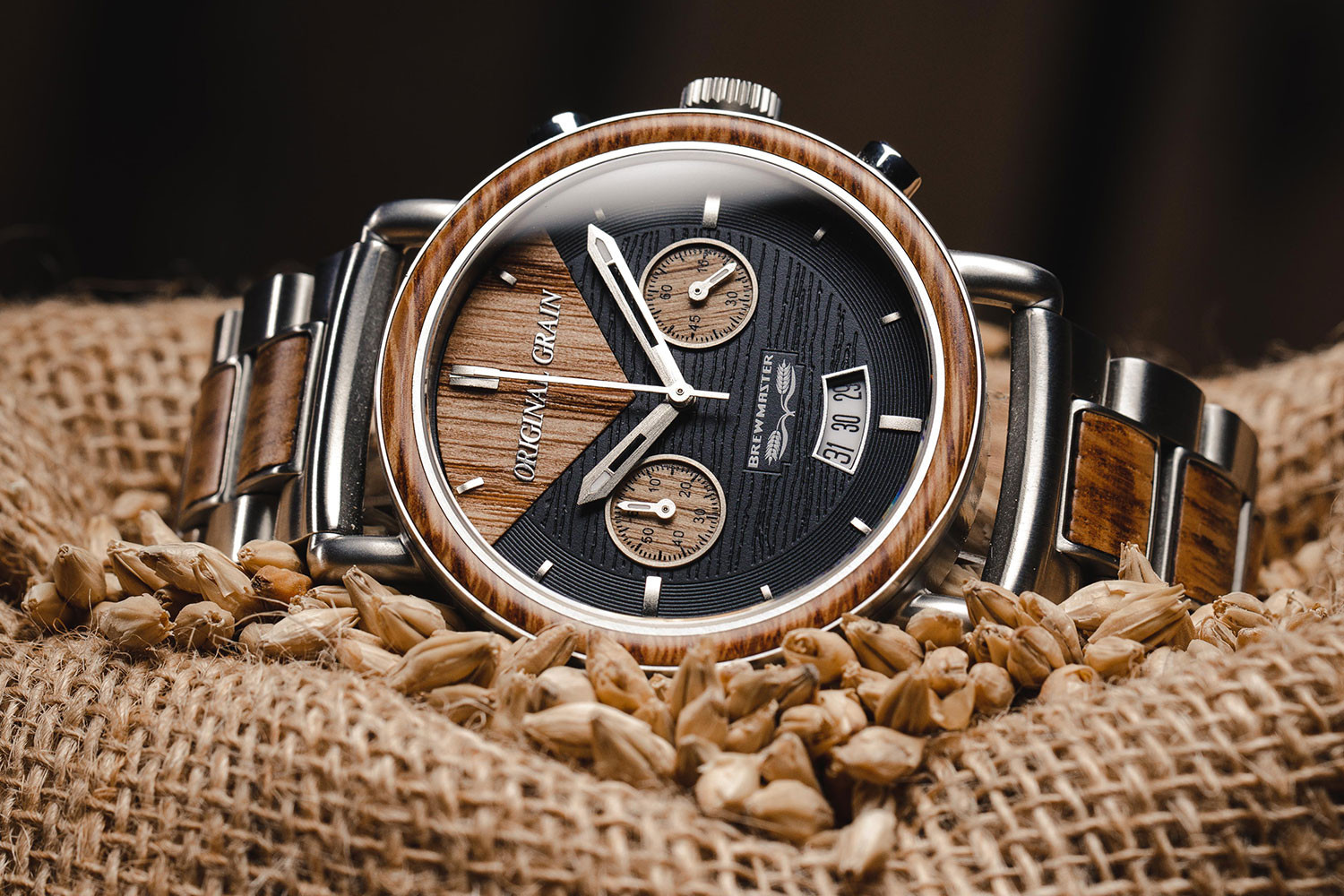 rosewood by grain black amazing wood giveaway primer steel watches and original spend watch classic from