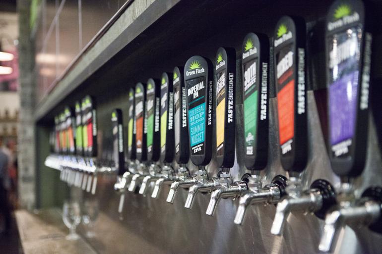 Green Flash Beer Connoisseur