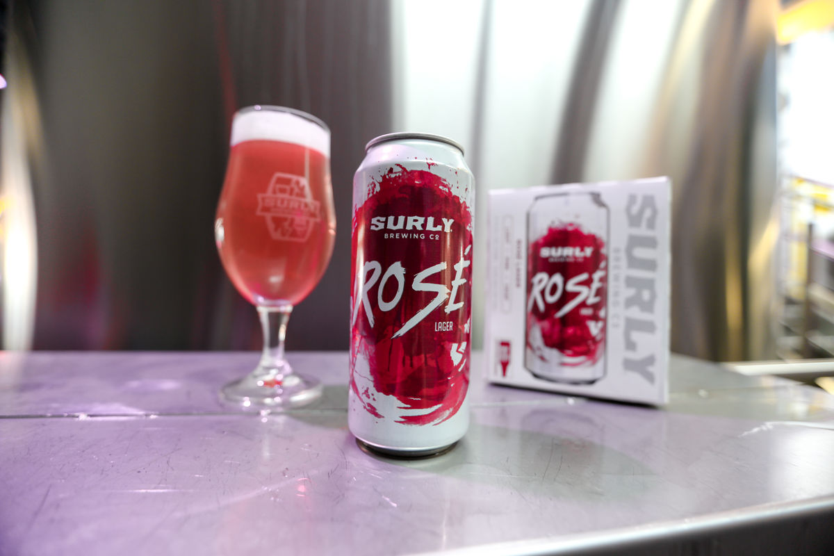 Rosé Lager  Surly Brewing Co.