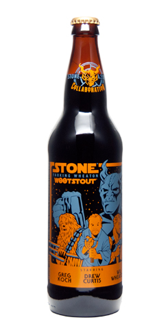 Stone Farking Wheaton W00tstout 2016 by Stone Brewing Co.