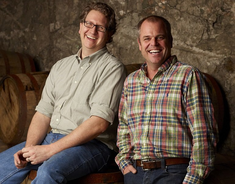 Founders Mike Stevens and Dave Engbers