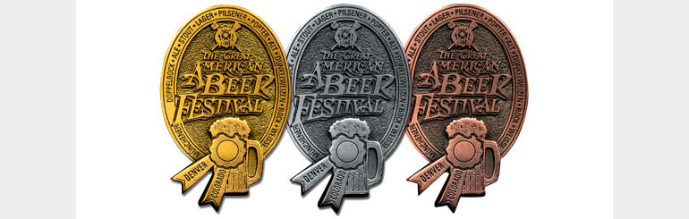 Great Ameican Beer Festival Awards