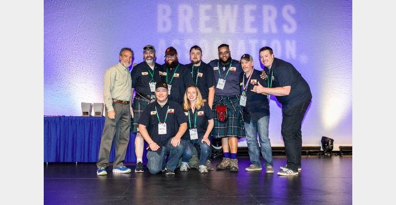 Bear Republic's Pace Car Racer Wins First Medal at the Great American Beer Festival