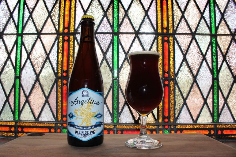 Angelina by Brewery Vivant