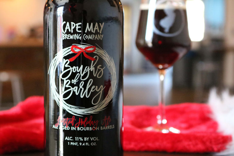 Bough of Barley by Cape May Brewing Co.