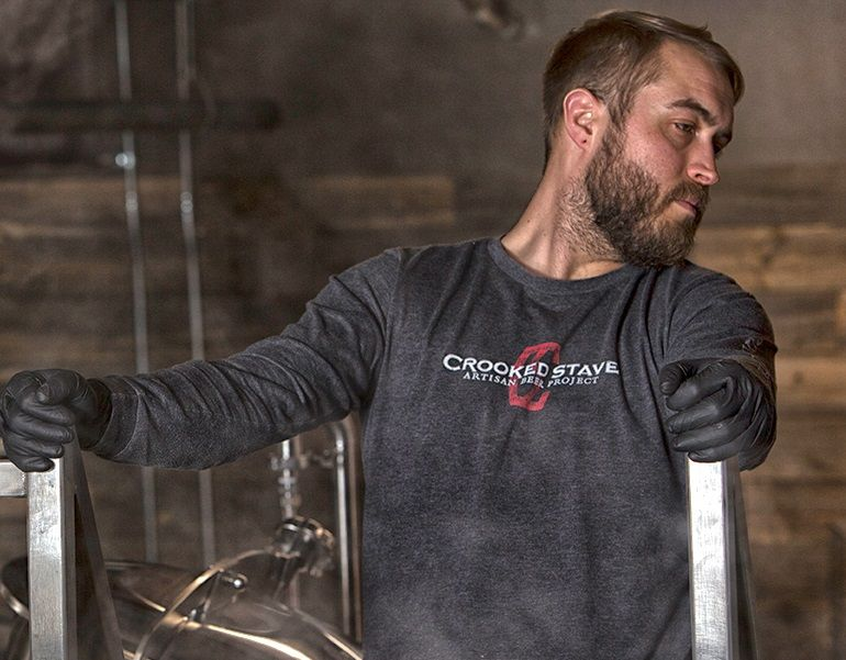 The Mixed-Culture Master: Chad Yakobson of Crooked Stave