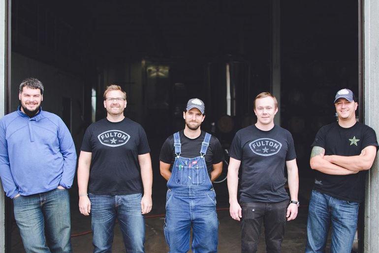 The Fulton Beer Team