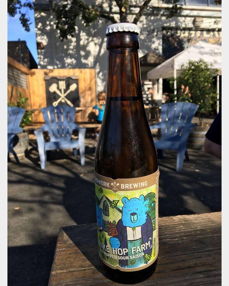 Fünke Hop Farm by Sudwerk Brewing Co.