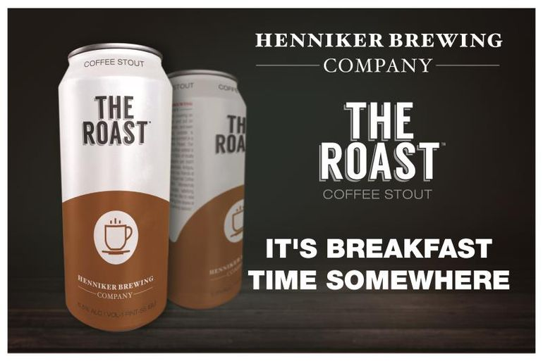 The Roast by Henniker Brewing Co.
