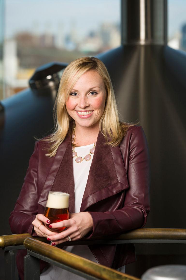 Natalie Gershon VP Marekting Boulevard Brewing Co.
