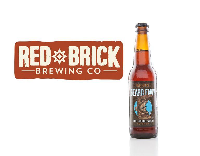 Red Brick Beard Envy Beer Connoisseur