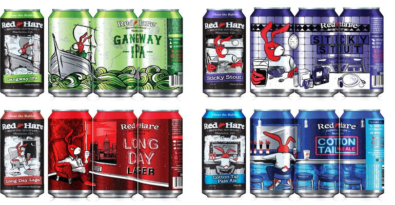 Red Hare Announces Can Design Refresh