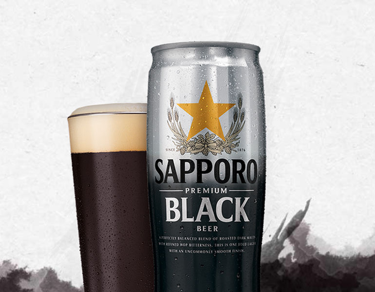 Sapporo U S A Announces New Dark Lager The Beer Connoisseur