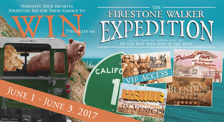 The Firestone Walker Expedition