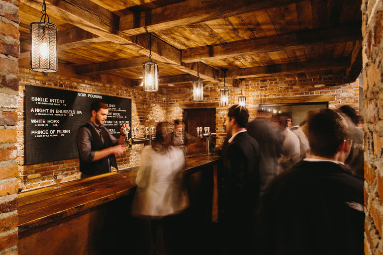 Three Taverns Beer Connoisseur