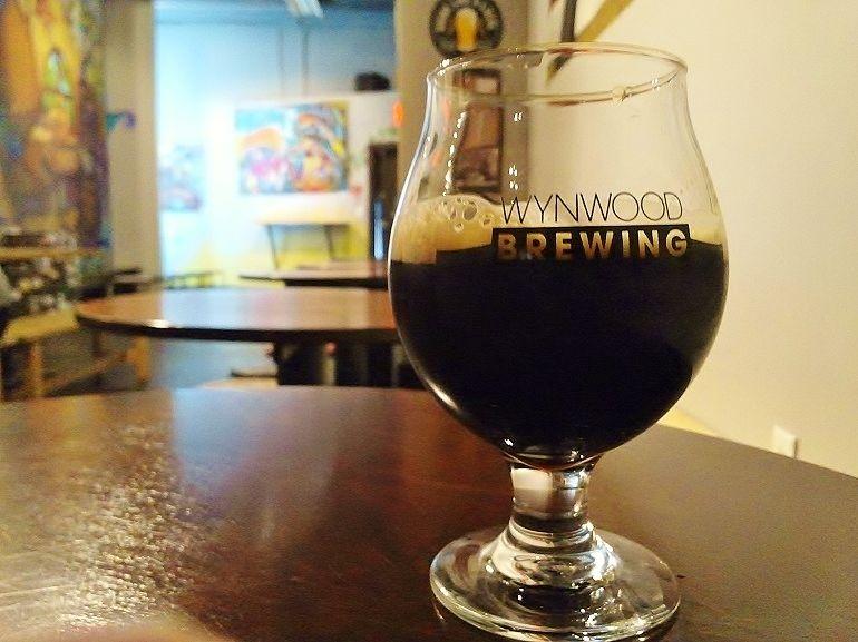 Wynwood Brewing Pop's Porter GABF Beer Connoisseur
