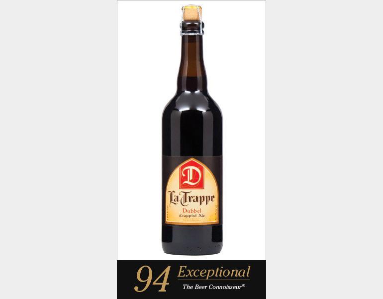 La Trappe Dubbel - Trappist Brewery Koningshoeven